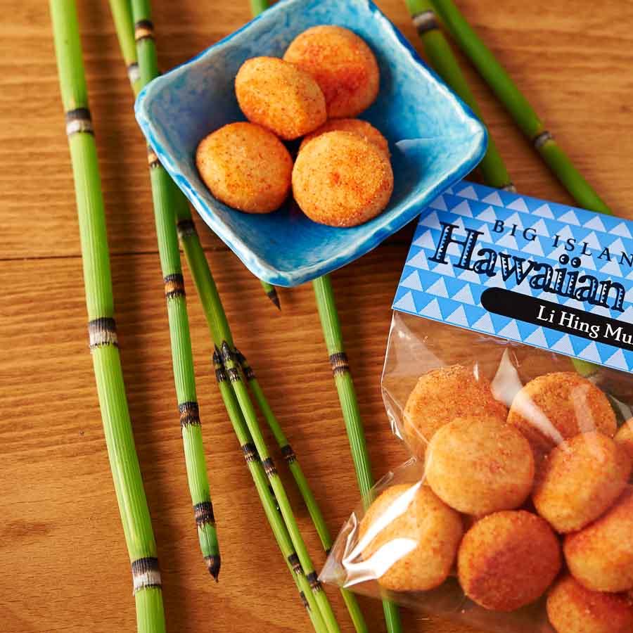 Li Hing Mui Cookies