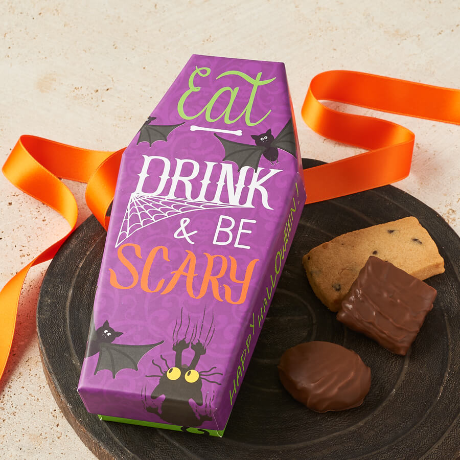 Eat, Drink & Be Scary Box